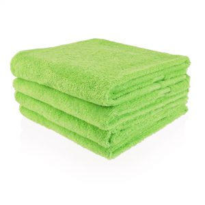 geborduurde handdoek 100x50 door My-W Creations