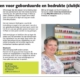 Artikel My-W in weekblad Gilze-Rijen